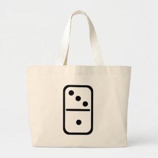 Domino Large Tote Bag