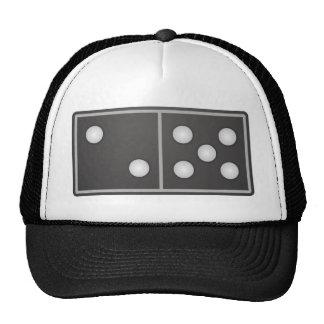 Domino Mesh Hat