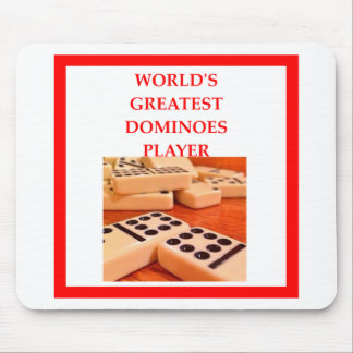 DOMINO MOUSE PAD