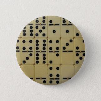domino pinback button