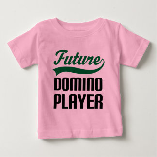 Domino Player (Future) Baby T-Shirt