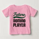Domino Player (Future) Tee Shirts