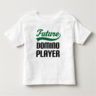 Domino Player (Future) Toddler T-shirt
