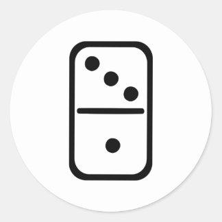 Domino Sticker