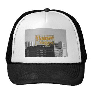 Domino Sugars Baltimore Mesh Hats
