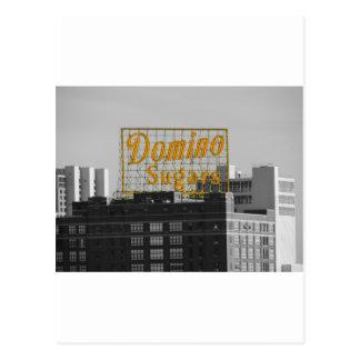 Domino Sugars Baltimore Postcard