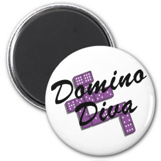 Domino T-shirts and Gifts. Magnet