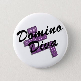 Domino T-shirts and Gifts. Pinback Button