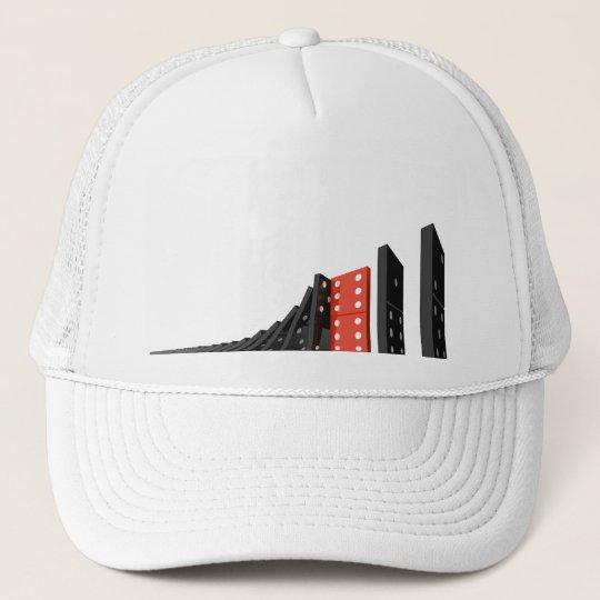 Domino Trucker Hat
