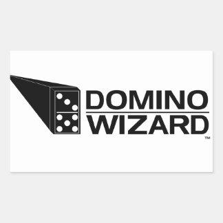Domino Wizard Stickers