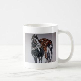 Dominoe Classic White Coffee Mug