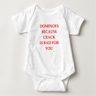 DOMINOES BABY BODYSUIT