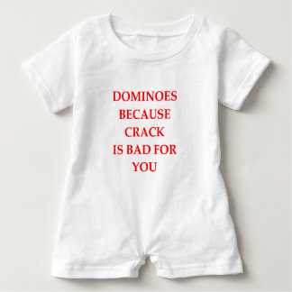DOMINOES BABY ROMPER