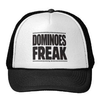 Dominoes Freak Hat