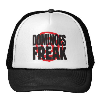 Dominoes Freak Mesh Hats