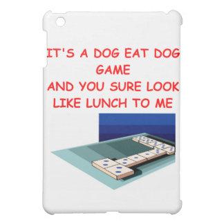 dominoes iPad mini cases