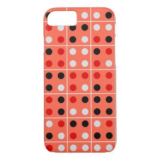 Dominoes iPhone 7 Case