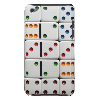 Dominoes iPod Touch 4th Generation Case iPod Touch Case