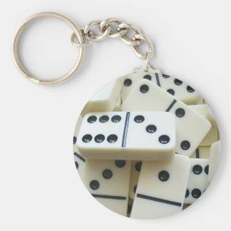 Dominoes Keychain 005