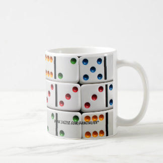 Dominoes mug