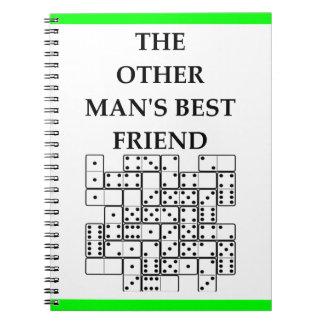 dominoes notebook