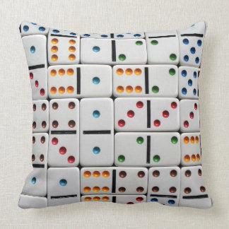 Dominoes pillow