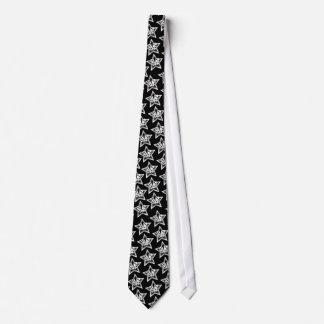Dominoes Stars Tie