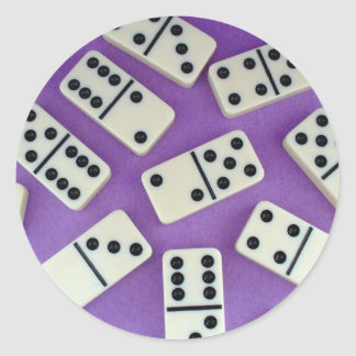 Dominoes Stickers 001