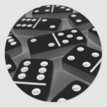 Dominoes Stickers 008