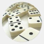 Dominoes Stickers 009