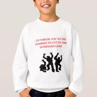 dominoes sweatshirt