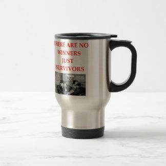 dominoes travel mug