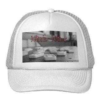 DOMinoes Trucker Hats