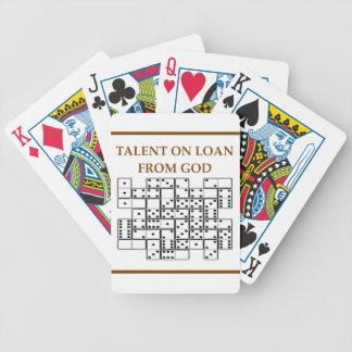 dominós baraja cartas de poker