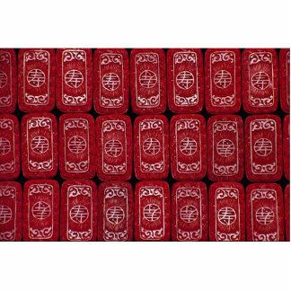 Dominós chinos, China Esculturas Fotográficas