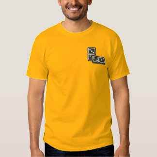 Dominos Embroidered T-Shirt