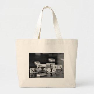 Dominos Large Tote Bag