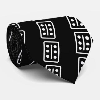 Dominos Pictogram Tie