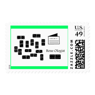 Domino's Postage Stamps