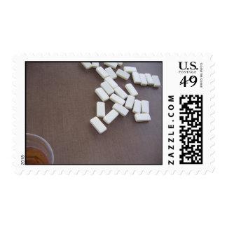 Dominos Postage
