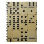 Dominos Spiral Notebook