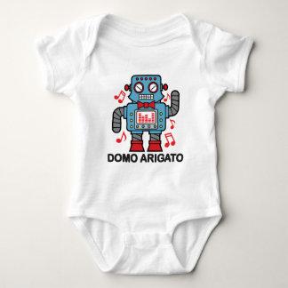 Domo Arigato Baby Bodysuit