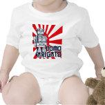 Domo Arigato Baby Bodysuits