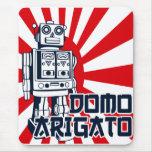 Domo Arigato Mouse Pad