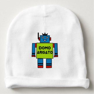 Domo Arigato Mr. Roboto Baby Hat