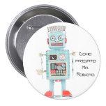 Domo arigato Mr. Roboto Pin