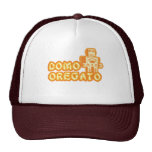 domo_oregato trucker hat