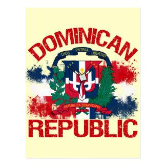 Domonican Republic Postcard