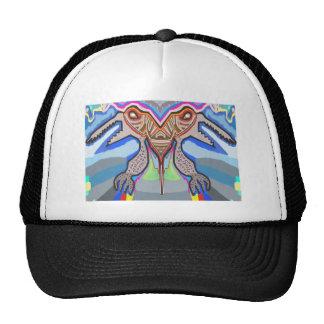 DOMUHAA  CHAAL - Blood Sucker Alien Monster Trucker Hat
