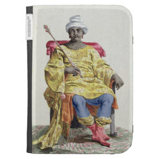 Don Alvares, King of the Congo, from 'Receuil des Kindle 3 Cover